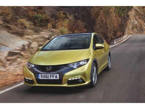 Prueba: Nuevo Honda Civic 2012, mejor el diésel