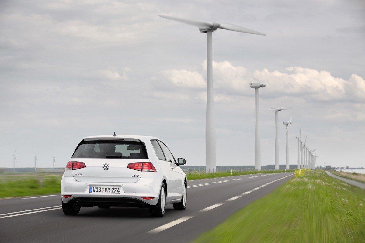 Volkswagen Golf 1.0 TFSI BlueMotion