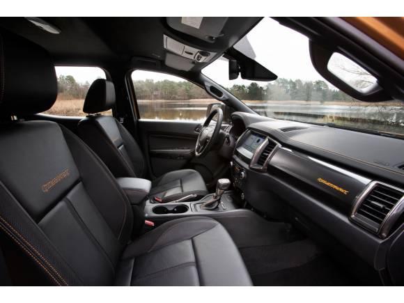 Nuevo Ford Ranger 2019: con más potencia y tecnología