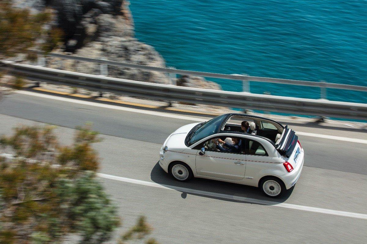Prueba Fiat 500C