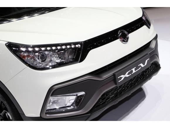Nuevo Ssangyong XLV, más que un Tívoli