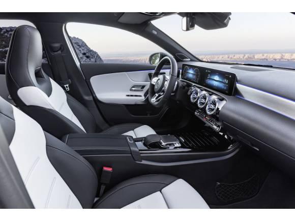 Nuevo Mercedes Clase A, nueva generación 2018