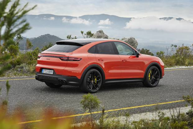 Las 10 diferencias del Porsche Cayenne Coupé con el Cayenne normal