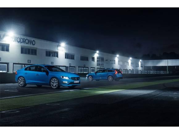 Volvo aumenta la potencia de sus S60 y V60 Polestar