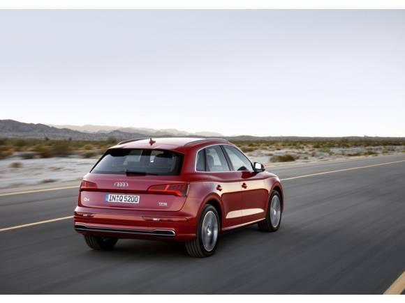 Nuevo Audi Q5 2017: a la venta en febrero desde 46.880 euros