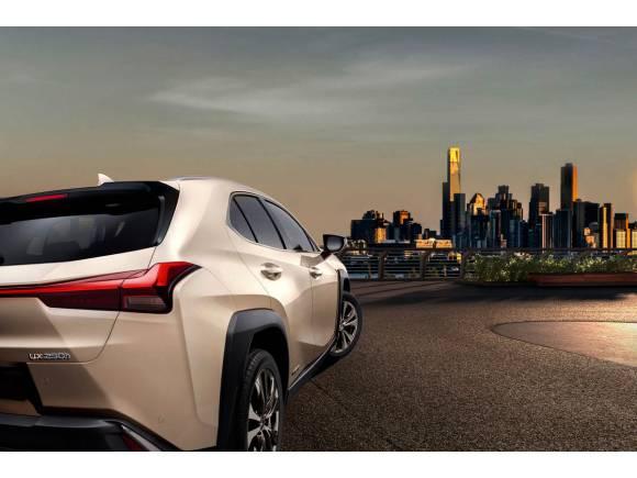 Nuevo Lexus UX: para dar el gran salto