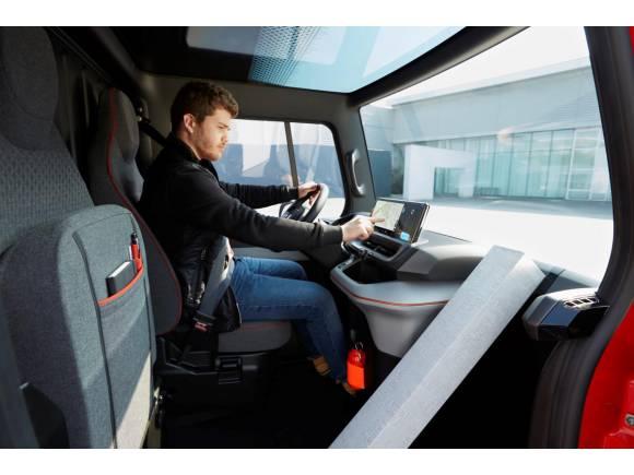 Renault EZ-FLEX, el coche para el reparto de último kilómetro