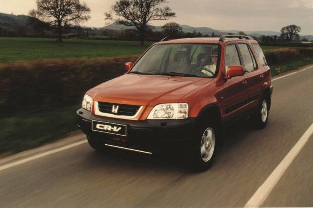 Repaso a la historia del Honda CR-V tras 20 años en Europa