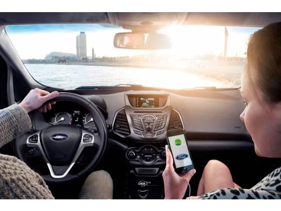 Ford presenta el EcoSport, su segundo SUV