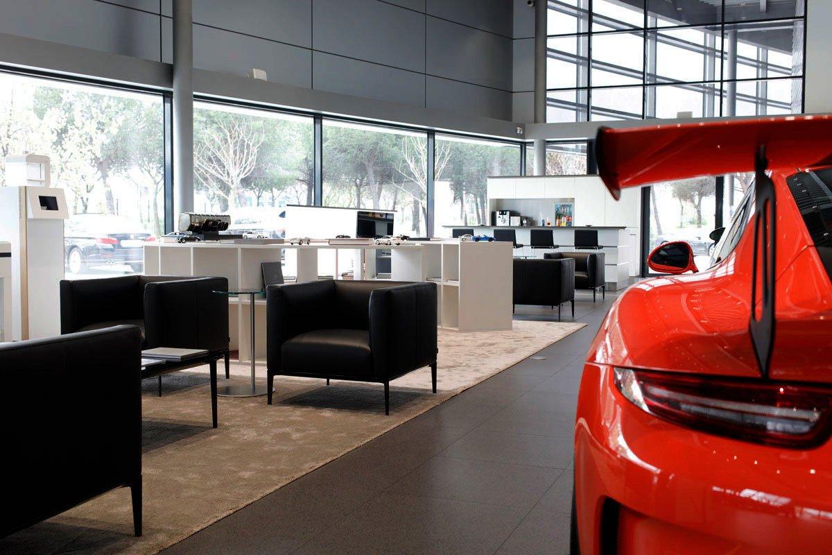 Centro Porsche Madrid Norte