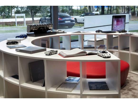 Nuevo Centro Porsche Madrid Norte: emoción en todos los rincones