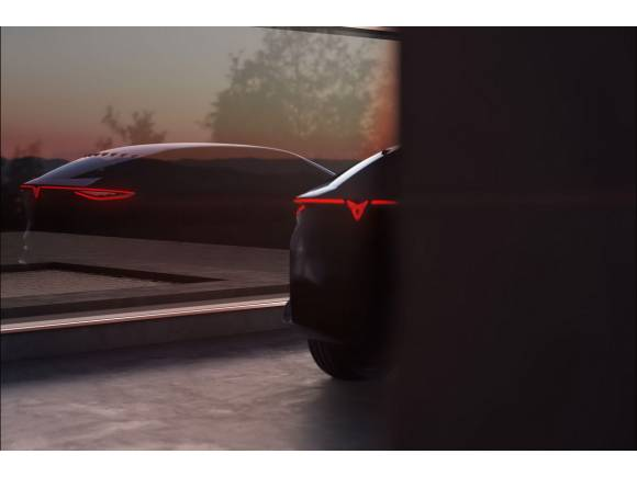 Cupra tendrá un prototipo eléctrico en el Salón de Frankfurt
