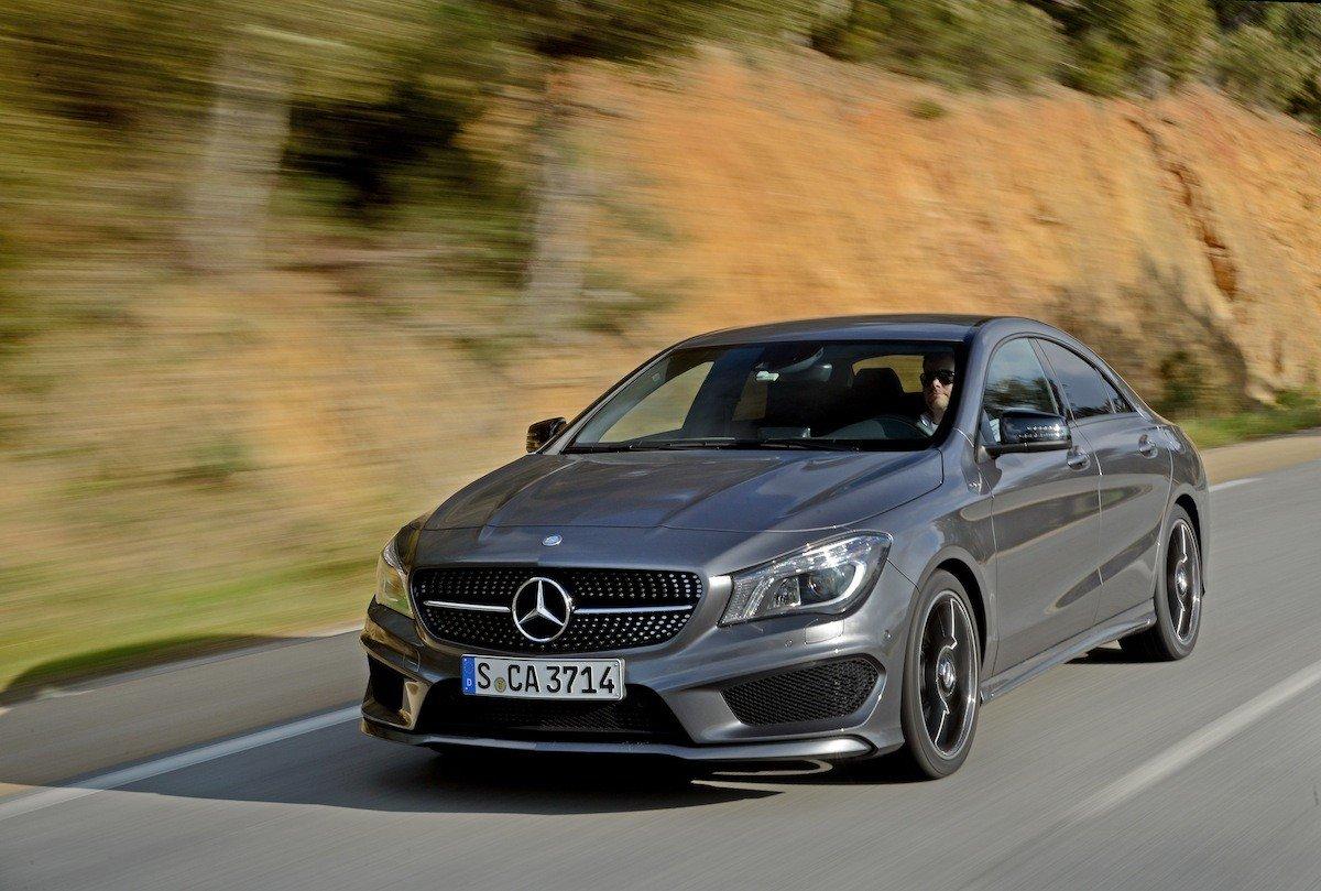 Mercedes CLA 1