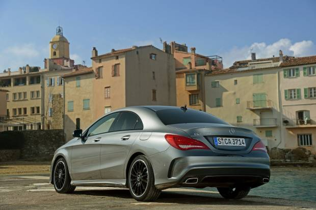 Mercedes CLA 2