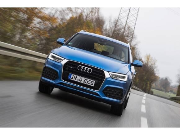 Audi Q3 y RS Q3 2015, presentación y prueba en Múnich