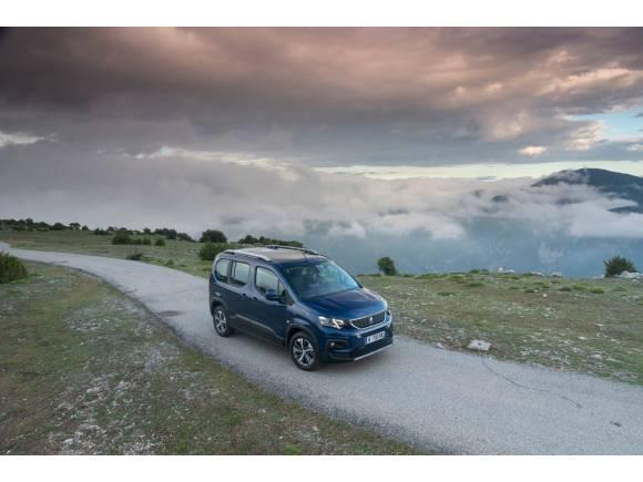Gama y precios del nuevo Peugeot Rifter
