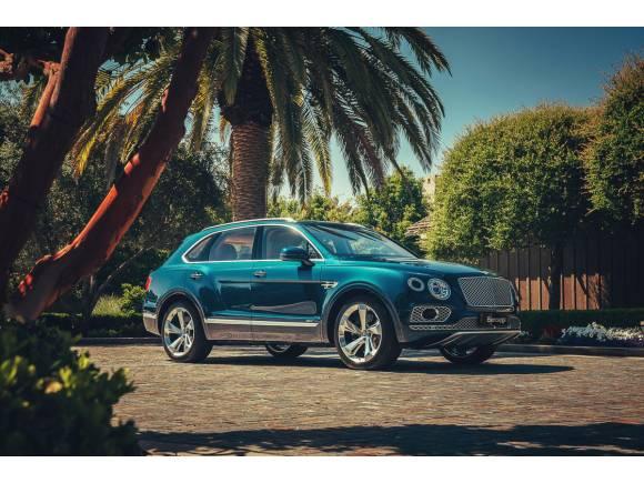 Ya a la venta el Bentley Bentayga Hybrid