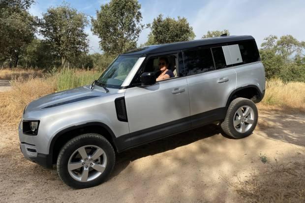 Prueba nuevo Land Rover Defender 110 2.0D First Edition: desde 82.480 euros
