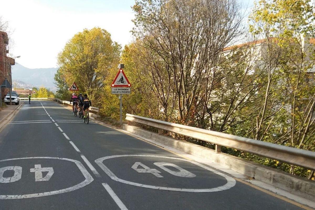 Ciclistas, Peatones y Motoristas
