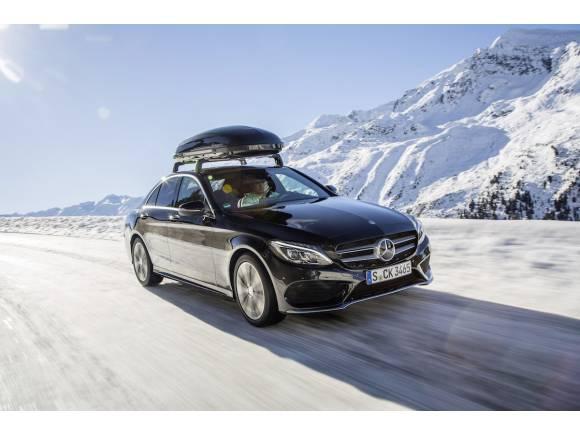 Qué llevar en el coche en invierno