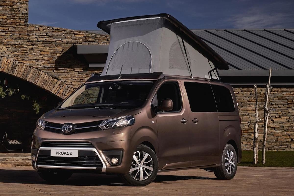 Nuevo Toyota Proace Verso Camper