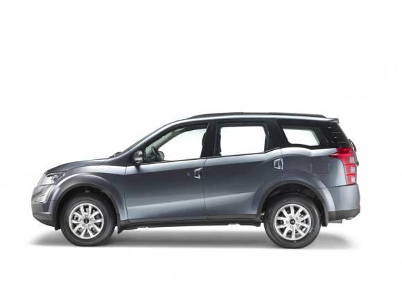 El Mahindra XUV500 se actualiza en 2016