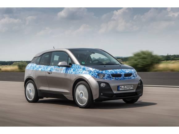 BMW i3: el coche eléctrico de BMW ya tiene precio para España