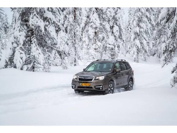 Subaru mejora el equipamiento tecnológico del Forester
