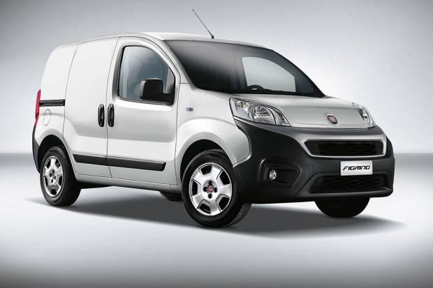 Fiat actualiza el Fiorino con pequeños cambios