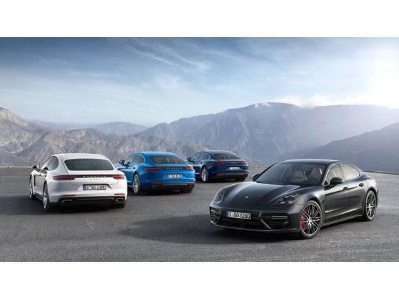 Nuevo Porsche Panamera 4 E-Hybrid, más autónomo, potente y barato