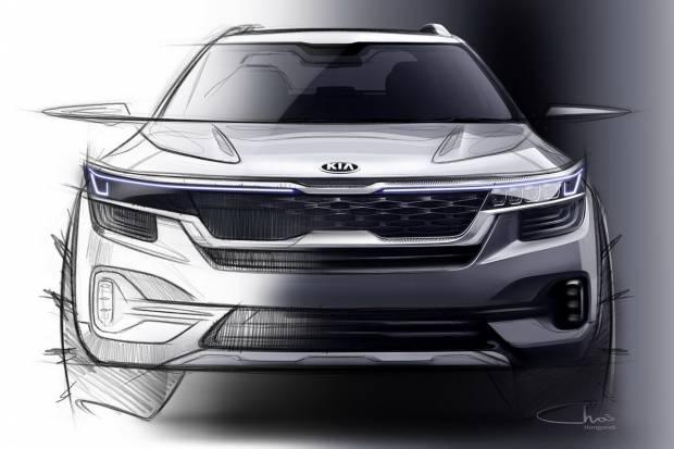 Primeras imágenes del nuevo SUV pequeño de Kia