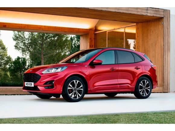 Así de silencioso es el habitáculo del nuevo Ford Kuga híbrido enchufable