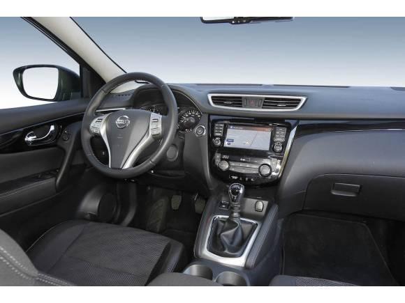 Enfrentados: Seat León contra Nissan Qashqai