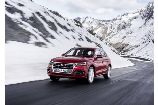 Audi, líder en vehículos con tracción a las cuatro ruedas