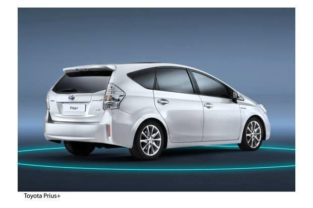 Toyota Prius+: el monovolumen híbrido familiar ya tiene precio
