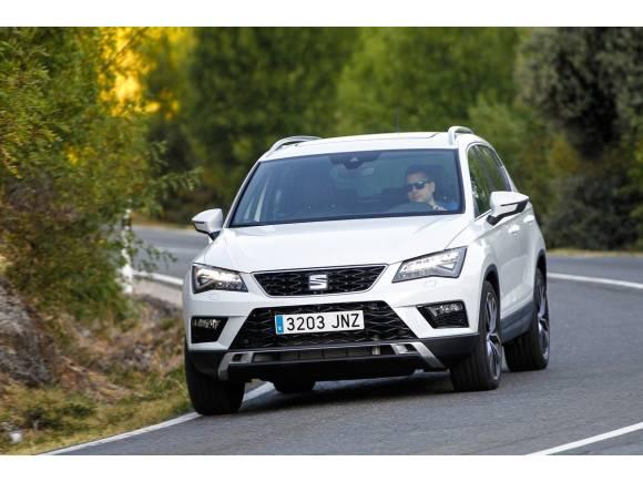 Prueba 10: Seat Ateca 2.0 TDI 190 CV, el aspirante a SUV del año