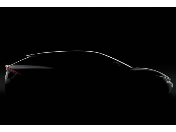 Kia EV6: primeras imágenes de un nuevo modelo eléctrico