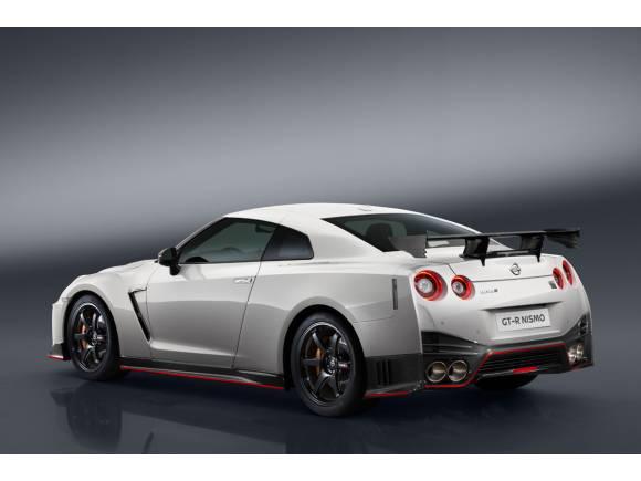 Nuevo Nissan GT-R Nismo, 600 CV de pura potencia