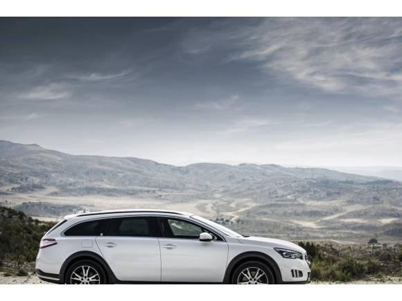 Nuevo motor 2.0 BlueHDi para el Peugeot 508 RXH