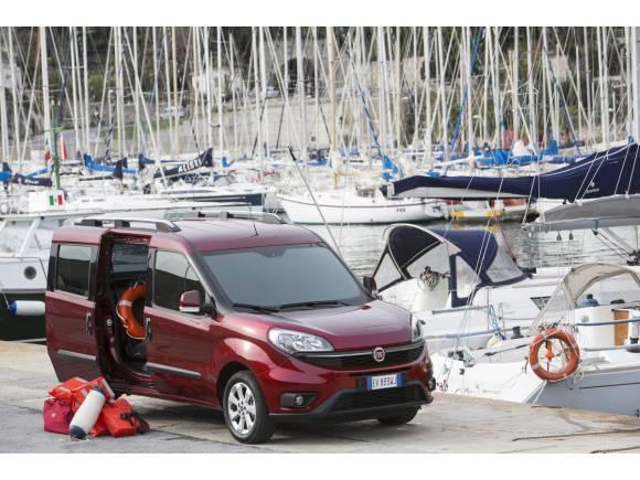 Nuevo acabado Trekking para el Fiat Doblò