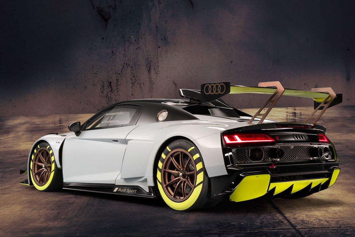 Audi R8 LMS GT2