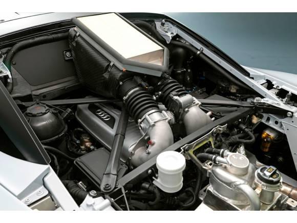 Nuevo Audi R8 LMS GT2: el más potente de la historia de Audi Sport