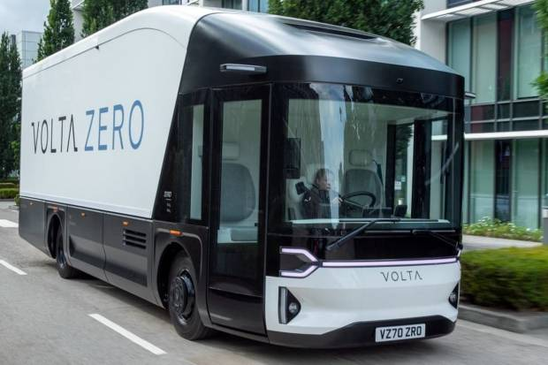 Volta Zero, el camión eléctrico de 16 toneladas que quiere ser producido en Barcelona