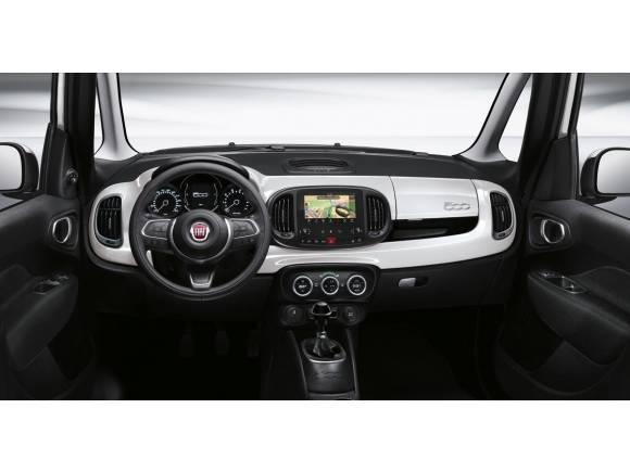 Nuevo Fiat 500L: renovación completa
