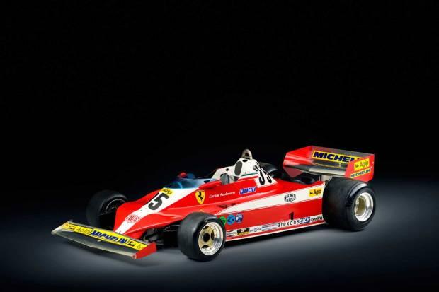 Ferrari 312 T3 Fórmula 1 (1978)