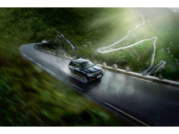 Novedades 2021 para el Toyota Land Cruiser: celebrando el 70 aniversario