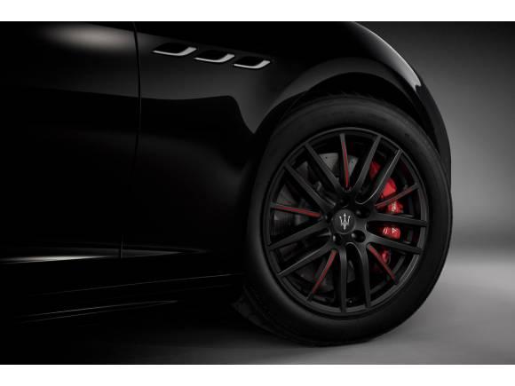 Nueva edición limitada Maserati Ghibli Ribelle