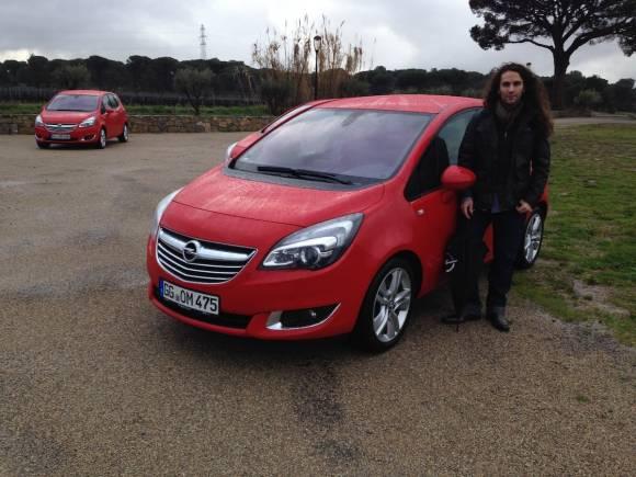 Prueba: Nuevo Opel Meriva 2014, con nuevo motor diésel 1.6 CDTI
