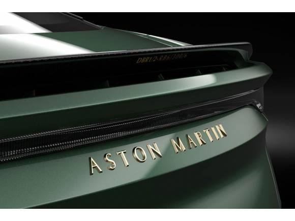 Aston Martin by Q DBS 59: conmemorando la victoria en Le Mans