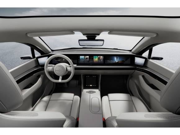¿Por qué Sony presenta el Vision-S, un coche eléctrico y autónomo?